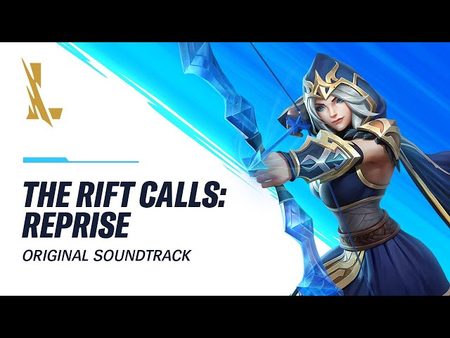 The Rift Calls: Reprise (Home Screen) | Original Soundtrack - League of Legends: Wild Rift