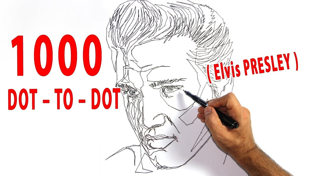 the 1000 dot u2013 to u2013 dot book elvis presley youtube