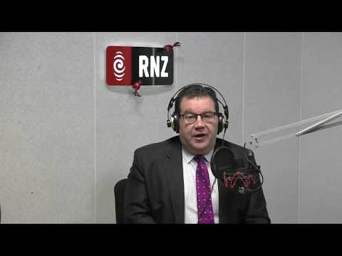 Morning Report: 'I've got great confidence in NZ business' - Grant Robertson