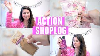 Action Shoplog - Januari 2015
