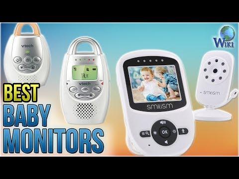 10-best-baby-monitors-2018