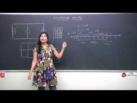 Coordinate Geometry: Cartesian Co-Ordinate System - Class 9th & NTSE - 01/07