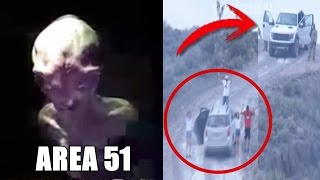 Camaras en el AREA 51 Captan TERRIBLES SECRETOS | FoolBox TV videos del Area 51 secretos del AREA 51