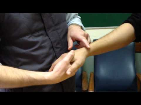 Scaphoid Fracture Wrist Examination Youtube