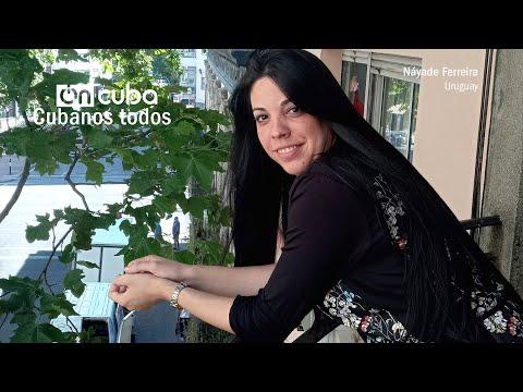 Cubanos Todos: Náyade Ferreiro, de locutora cubana a periodista uruguaya