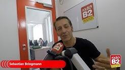 Der erfolgreiche Unternehmer Sebastian Bringmann präsentiert bei radio B2 seinen Lebenstraum: Musik