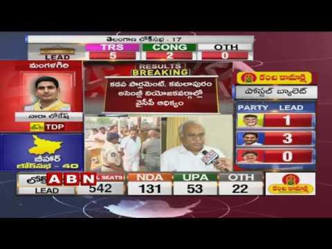 TDP MP Kanakamedala Ravindra Kumar Face To Face Over Votes Counting | ABN Telugu