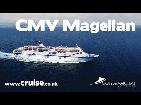 Cruise & Maritime Voyages' Magellan Ship Tour