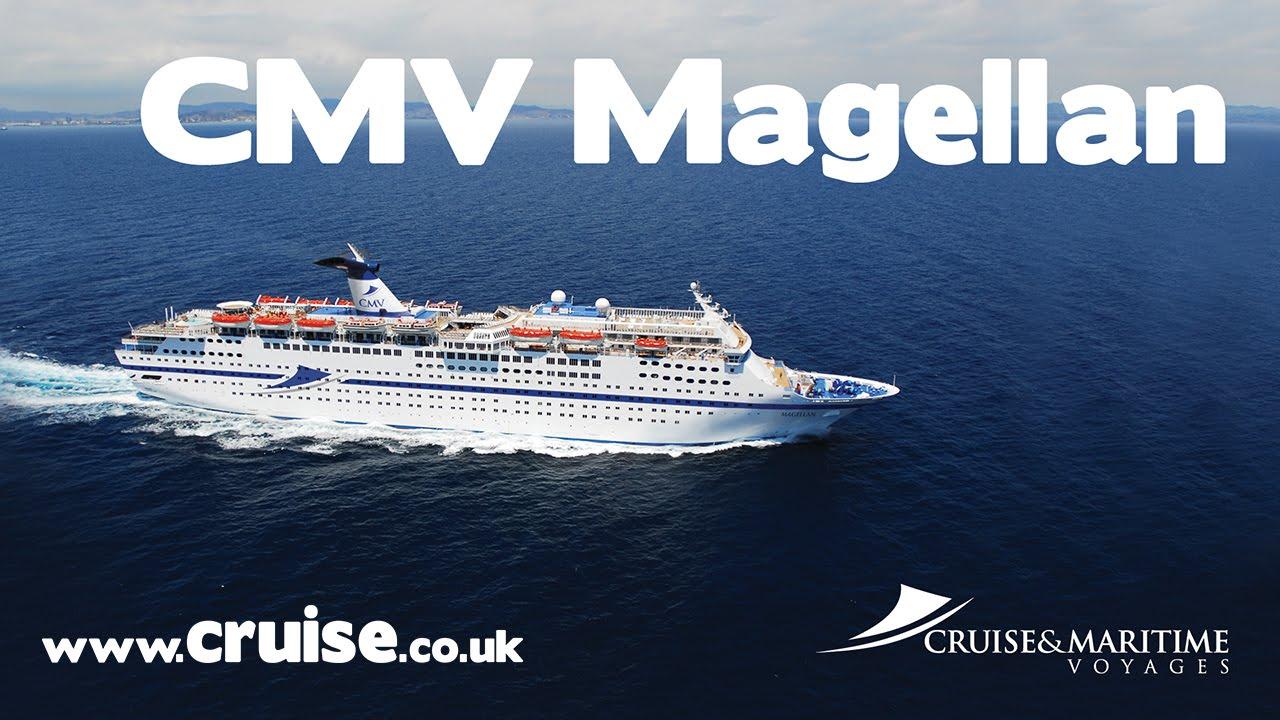 Cruise Maritime Voyages Magellan Ship Tour YouTube - Magellan cruise ship