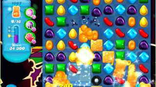 Candy Crush Soda Saga Level 1602 - NO BOOSTERS **
