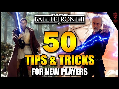 Download 50 Tips & Tricks For New Players! Star Wars Battlefront 2 Tips