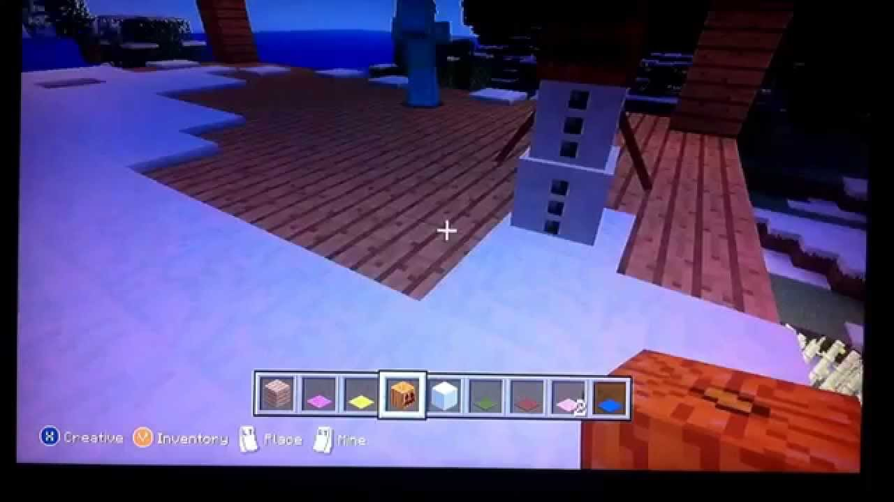Minecraft How To Prevent Snow From Layering Your Blocks Youtube