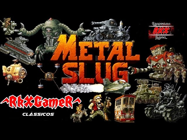 Metal Slug: Gameplay Completo + Download