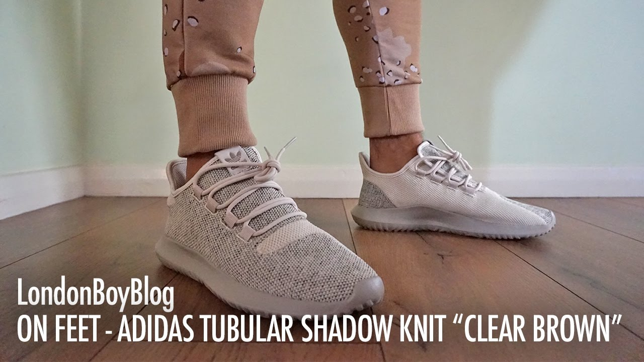 The adidas Tubular Defiant Primeknit In Sun Glow