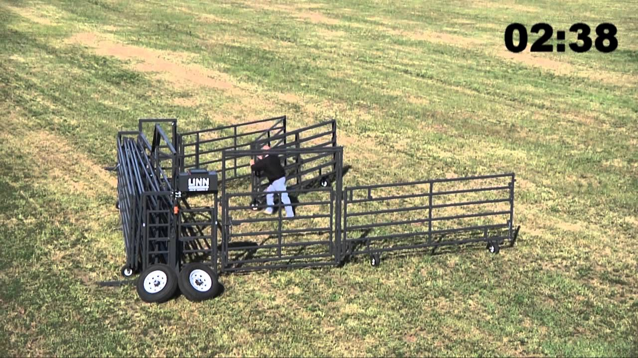 Portable Cattle Corrals For Sale