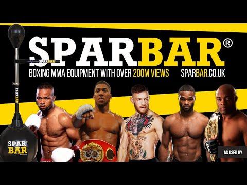 Sparbar Boxing Floyd Mayweather Like Reflexes