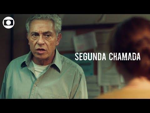 Segunda Chamada: dia 8 estreia a nova série da Globo