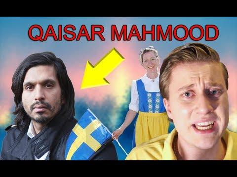 Pakistani Elected To Preserve Swedish Heritage
