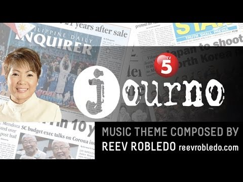 Music Theme for Journo by Reev Robledo