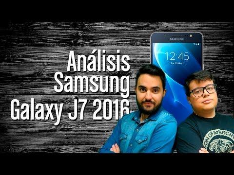 Samsung Galaxy J7: análisis y características completas en español