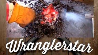 Brake Drum Blacksmith Forge | Wranglerstar