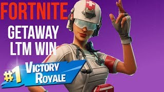 Fortnite Battle Royale: Getaway LTM *EASIEST MODE EVER?! *