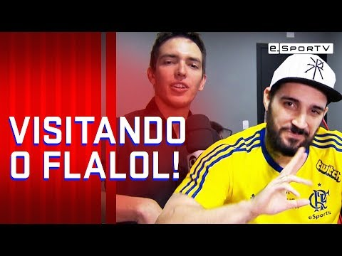 CONHEÇA A GAMING OFFICE E A ROTINA DO FLAMENGO | Pro-Players #14