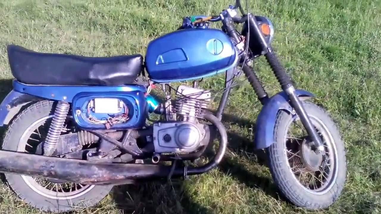 Восход 3М обзор и тестдрайв мотоцикла