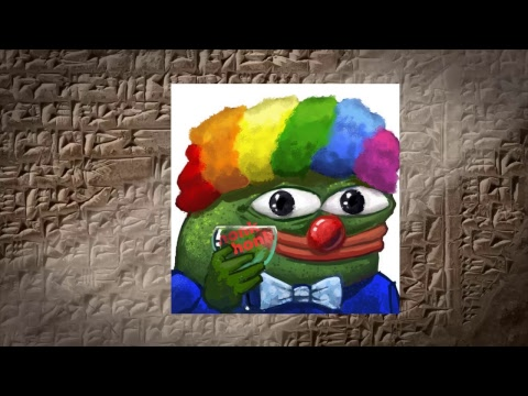 The Clown World Meme and other Lazy Subjects for a Stream