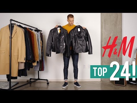 My Top 24 Favorite H&M Pieces for this Fall | Men's Fashion 2019 | Shopping Haul