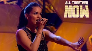 Chess Galea gives the performance of her life to Liza Minnelli's All That Jazz | All Together Now