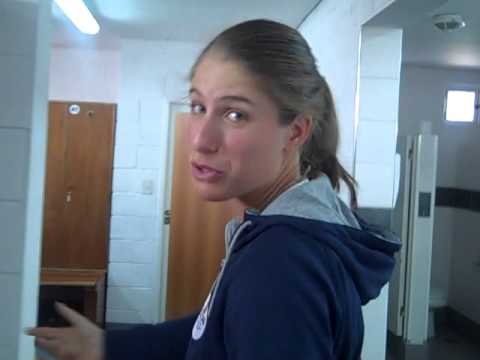 Johanna Konta gives a behind the scenes tour in Argentina