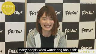 Happy Birthday Uchida Maaya! Sorry that the chinese subs are there,...