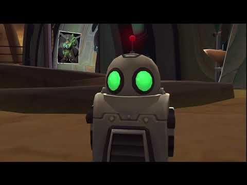 Ratchet and Clank -1- Style Matters