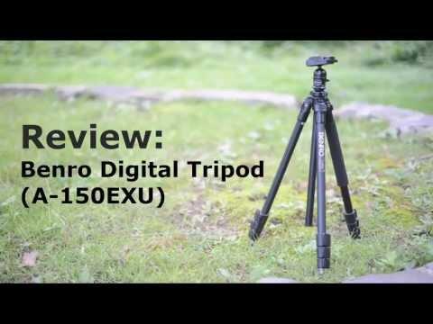 Benro Digital Tripod (A150EXU) Review