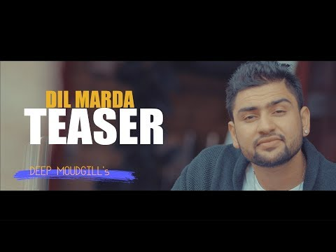 DIL MARDA • TEASER • Punjabi New Songs 2017.