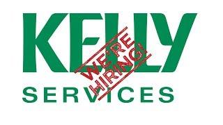 2018 WAH Job Alert / Kelly Service