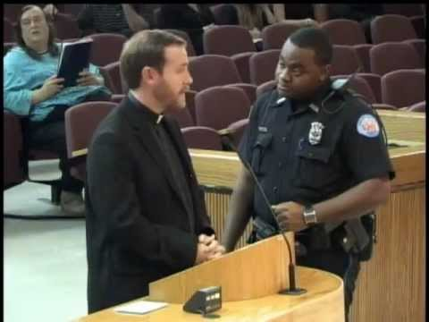 Priest Defending Free Speech is Silenced at Council Meeting (Raw Video)