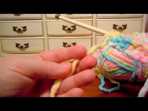 Youtube crochet baby blanket with bernat yarn