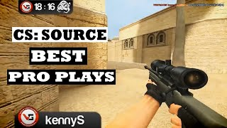 Counter-Strike: Source Best Pro Plays