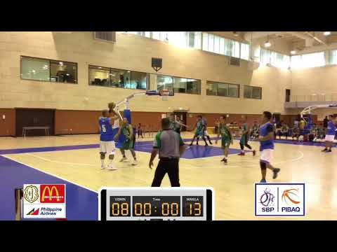 INTERPROVINCE - MANILA VS VISMIN
