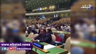 السيسي: الشعب المصري فرض إرادته لتحقيق الاستقرار وحماية الدولة فيديو..