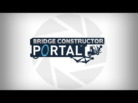 Bridge Constructor Portal - Gameplay Android et iOS (iPhone / iPad) par KickMyGeek