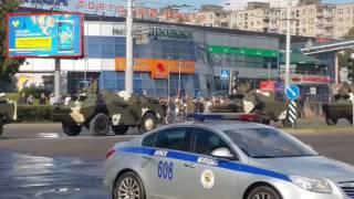 Парад в Минске)