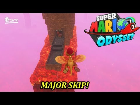 How To Beat Super Mario Odyssey Darker Side of The Moon! (Walkthrough)