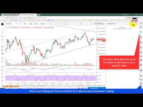 how to use tradingview for cryptocurrency