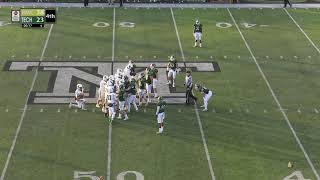 Oredigger Football vs. Rocky Mountain College 11.16.19