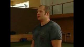Уроки от Фёдора Емельяненко  Часть 2