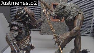 Predator Vs Wolfman Full Movie