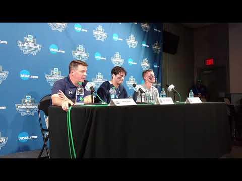 Yale Coach Andy Shay Vs Virginia (2019 NCAA Championship) 5/27/19